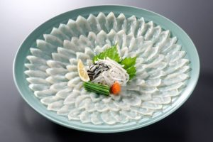 Fugu | most exotic food in the world